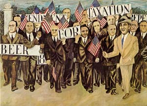 """Parade for repeal"" 1933"