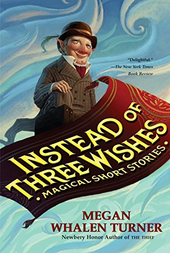 Sharing the Book Love About «Instead of Three Wishes»